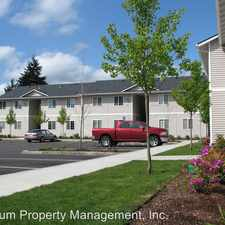 Rental info for 4995 Delight St N #105 in the Keizer area