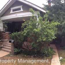 Rental info for 954 11th Street - 02 in the University Hill area