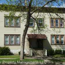Rental info for 714 McKinley St. - 3 Unit 3 in the Janesville area