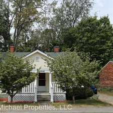 Rental info for 1206 Garrison Ave