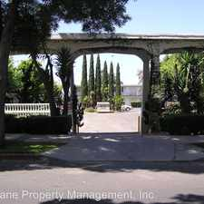 Rental info for 1825 Chapala St. #37