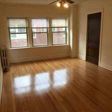 Rental info for 1425-27 W. Chase Ave. in the Chicago area