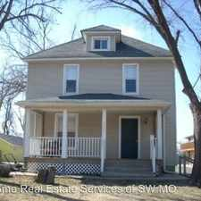 Rental info for 819-823 S Jefferson in the Springfield area