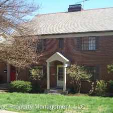 Rental info for 872 Clifton Crest - 3 in the Camp Washington area