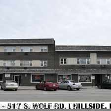 Rental info for 515 N Wolf Road # 1A in the 60126 area