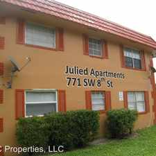 Rental info for 771 SW 8th Street - Apt 209 in the 33060 area