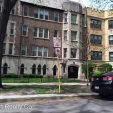 Rental info for 4100 N. Keystone in the Old Irving Park area