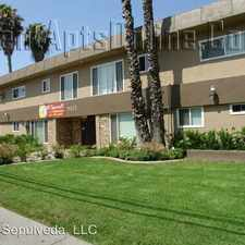 Rental info for 9215 Sepulveda Blvd #14 in the North Hills West area
