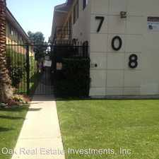 Rental info for 708 W. VENICE WAY, APT. 10 in the Los Angeles area