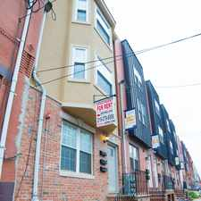 Rental info for 1814 N 17th 2nd Fl in the Avenue of the Arts North area