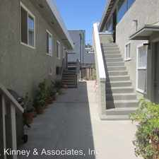 Rental info for 1016 OCEAN AVE. # 1 in the 90740 area
