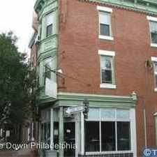 Rental info for 795 S. 3rd Street - 2nd floor in the Queen Village - Pennsport area