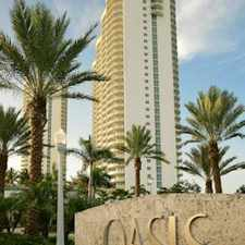 Rental info for 3000 Oasis Grand Boulevard, 505