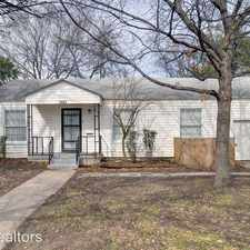 Rental info for 3770 WINFIELD AVE in the Fort Worth area