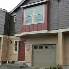 Rental info for 9708 NE 75th Street in the Vancouver area