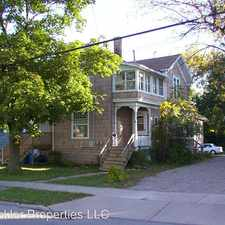 Rental info for 1140 High Ave in the Oshkosh area