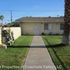 Rental info for 41995 Cambridge - #3 in the Indio area