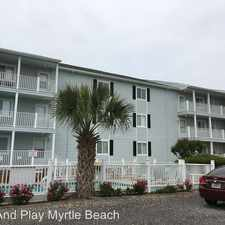 Rental info for 712 S DOGWOOD DRIVE, #302 SURFSIDE BEACH, SC 29575
