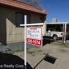 Rental info for 5560 S. Bonney #02