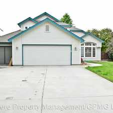 Rental info for 5680 S. Basalt Ave in the Boise City area