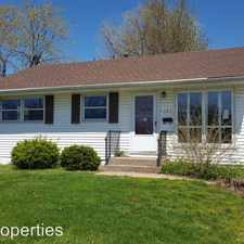Rental info for 323 Shepley in the St. Louis area