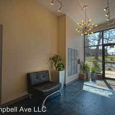 Rental info for 631 Campbell Ave, SW in the Downtown area
