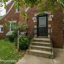 Rental info for 1302 E. Hunter in the Bloomington area