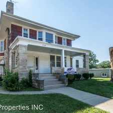 Rental info for 1218 N College in the Bloomington area