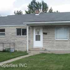 Rental info for 207 E 14th St in the Bloomington area