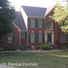 Rental info for 140 Hillcrest Point