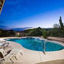 Rental info for 24684 N 117th St - Troon Estate