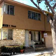 Rental info for 1154 E. 3RD ST. #12 in the Bixby Park area