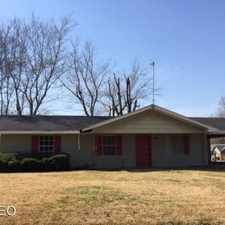 Rental info for 495 W Hill Drive in the Jackson area