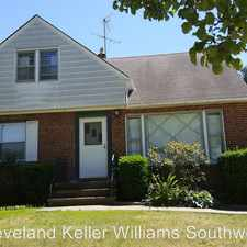 Rental info for 3856 Salisbury Road in the South Euclid area