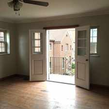 Rental info for 1507 1/2 Jackson Street in the Charleston area