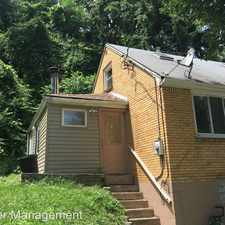 Rental info for 3912 Jane St in the West Mifflin area