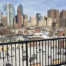 Rental info for 1720 Lombard st in the Rittenhouse Square area