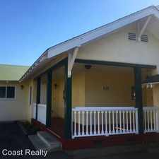 Rental info for 608 - 612 Santa Barbara St. in the West Downtown area