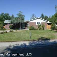 Rental info for 5148 Sycamore Rd