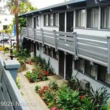 Rental info for 9033 National Blvd. APT 9033 in the Palms area
