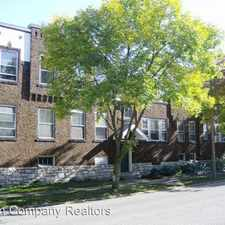 Rental info for 621 Wilmington Ave. Unit 1W in the Carondelet area