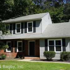 Rental info for 9261 Lost Forest Dr. in the Chester area