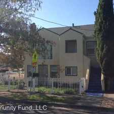 Rental info for 314 Wallace Ave. #B in the 94590 area