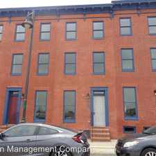 Rental info for 1008 McDonogh St. in the Baltimore area