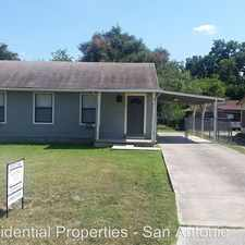 Rental info for 456 Sims Ave