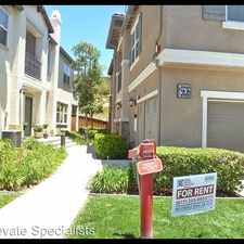 Rental info for 15636 Vista Way #102