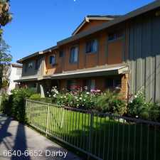 Rental info for 6640-6652 Darby Ave. in the Reseda area