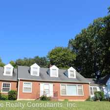 Rental info for 1517 Old Town Rd