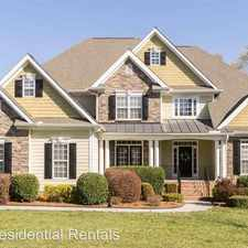 Rental info for 7704 Kensington Manor Lane in the Wake Forest area