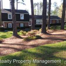 Rental info for 1213 Clearwater Drive